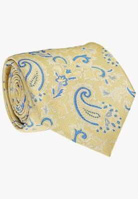 Pacific Gold Self Design Men's Tie