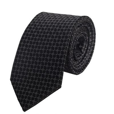 Scharf Checkered Men,s Tie