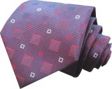 Rossini Geometric Print Tie