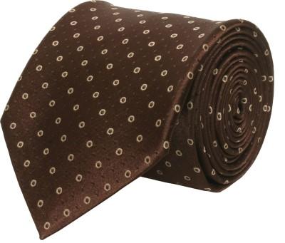 CorpWed Geometric Print Tie