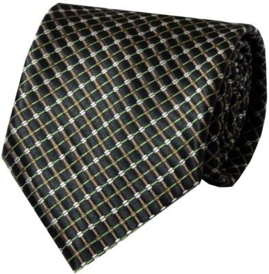 Navaksha Checkered Men,s Tie