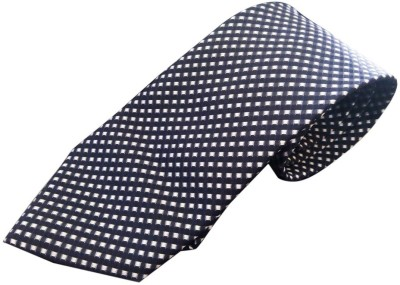 Blacksmithh Self Design Men's Tie