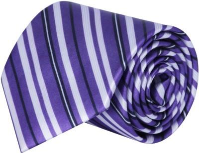 CorpWed Stylish Appeal Striped Men's Tie