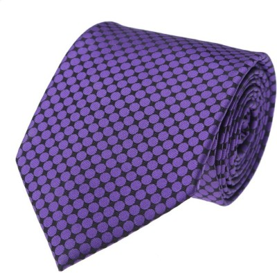 Calvadoss Geometric Print Men's Tie