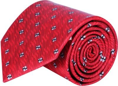 CorpWed Simple Appeal Printed Men's Tie