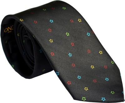 Urban Diseno Graphic Print Men,s Tie
