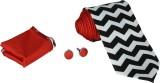 Krio Designs Geometric Print Tie (Pack o...