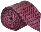 Alvaro Geometric Print Tie