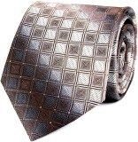Dynamo Self Design Men's Tie