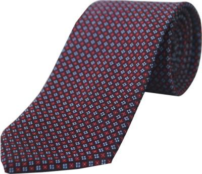 Paranoid Floral Print Tie
