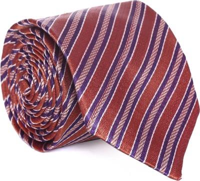 Indian Artizans Striped Tie