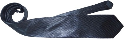 Blue Shine Checkered Men's Tie