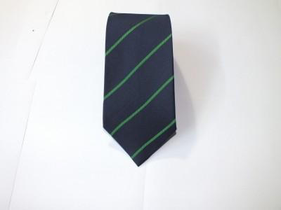 Pkms Striped Tie
