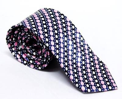 The Vatican Polka Print Men's Tie