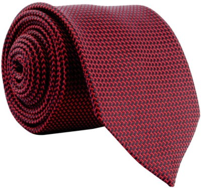 CAZZANO Geometric Print Men's Tie