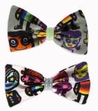 Quirk Box Printed Men's Tie (Pack of 2)