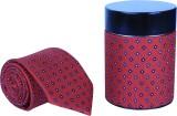 Clareo Self Design Tie (Pack of 2)