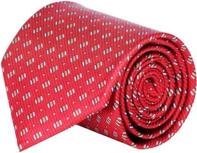 CorpWed Durable Built Printed Men's Tie