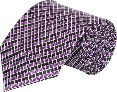 AttireArtist Classy Make Self Design Men's Tie