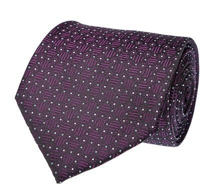Pacific Gold Month Self Design Men's Tie