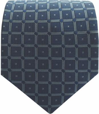 SilkandSatin Checkered Tie