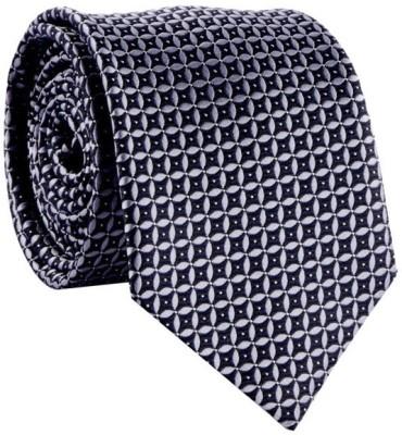 Cazzano Geometric Print Mens Tie