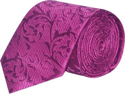 Posto Floral Print Tie