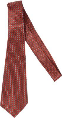 Uni Carress Checkered Men's Tie