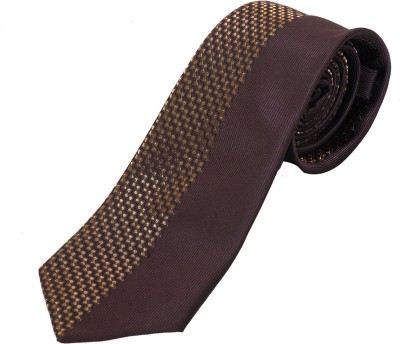 One Stop Fashion Self Design Tie