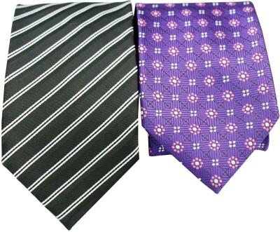 Meditech Printed Tie(Pack of 2)