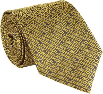 Orosilber Checkered Men's Tie