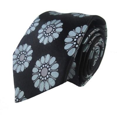 Rossini Floral Print Men's Tie