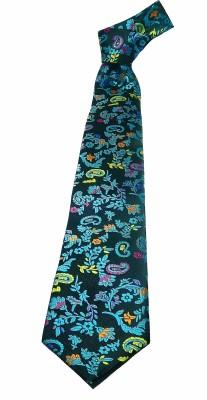 Mentiezi Floral Print Tie