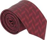 Vermello Checkered Men's Tie