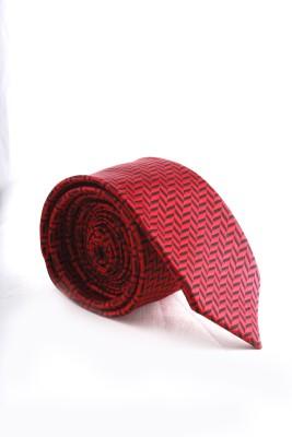 108Bespoke Geometric Print Men's Tie