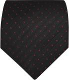 Silk and Satin Striped Men's Tie