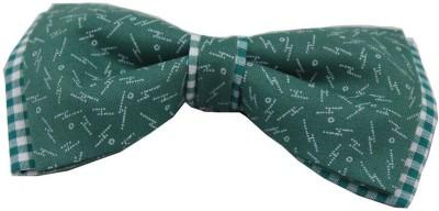 Moods And Hues Printed Tie