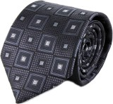 Dynamo Checkered Men's Tie