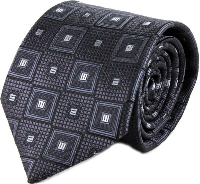 Dynamo Checkered Men's Tie