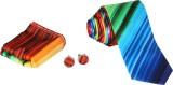 Krio Designs Striped Tie (Pack of 4)
