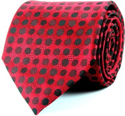 Dynamo Polka Print Men's Tie