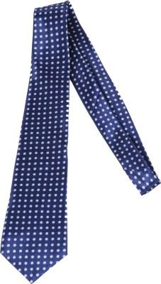 Uni Carress Polka Print Men's Tie