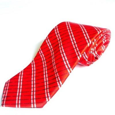 Stag Printed Tie