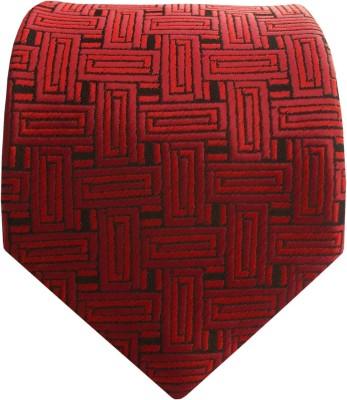 SilkandSatin Embroidered Tie