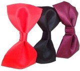 Greyon Solid Tie (Pack of 3)