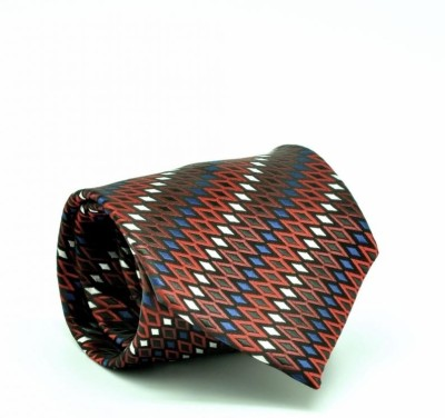 TheTieHub Polka Print Men's Tie