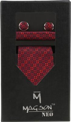 Magson Checkered Tie