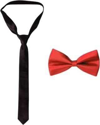 Fashion Circuit Solid Tie