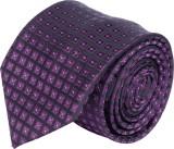 Laurent Benen Embroidered Tie