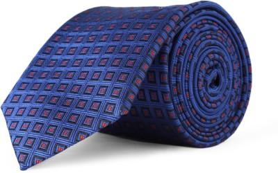 Louis Philippe Geometric Print Tie
